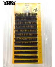 皇室黑天鵝®頂級蠶絲睫毛 0.15J silk